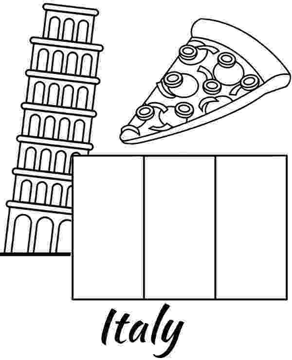 italy flag coloring page italian flag flags of the world colouring pages flag coloring italy page