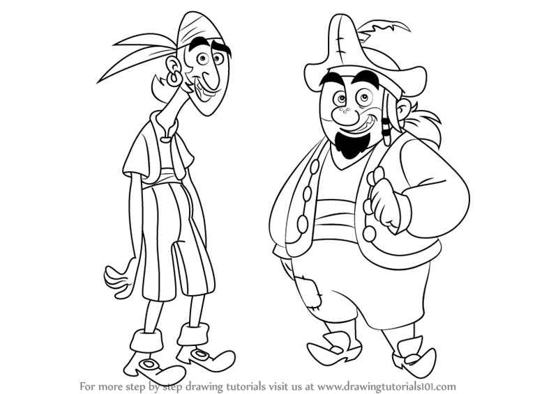 jake and the neverland pirates cartoon jake and the never land pirates free printable coloring cartoon the neverland pirates jake and