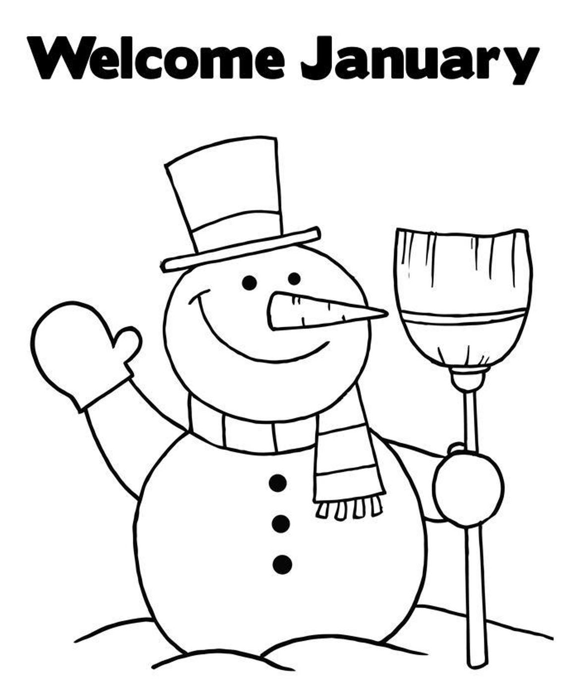 january coloring pages january coloring pages to download and print for free coloring january pages 1 1