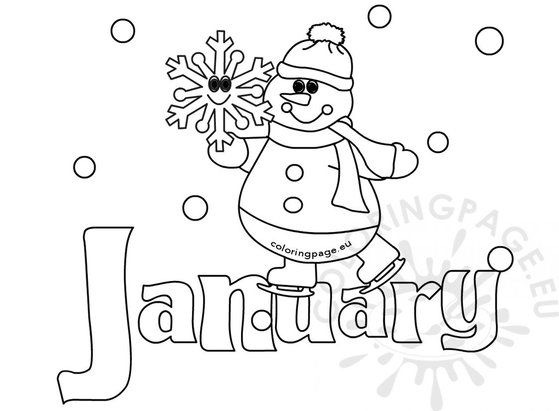 january coloring pages new year january coloring pages printable fun to help january coloring pages