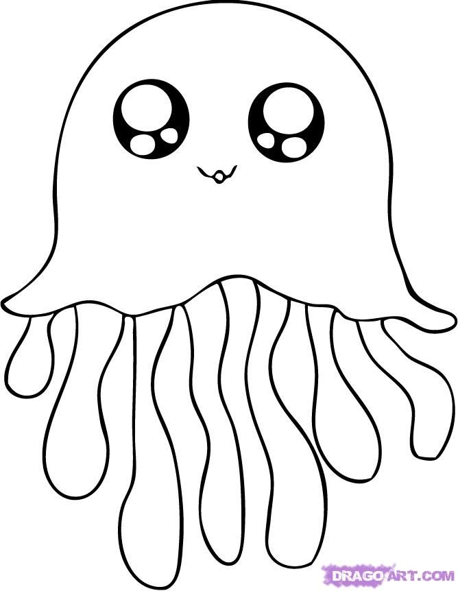 jellyfish coloring pictures mechanical jellyfish jellyfish coloring pages ocean pictures coloring jellyfish