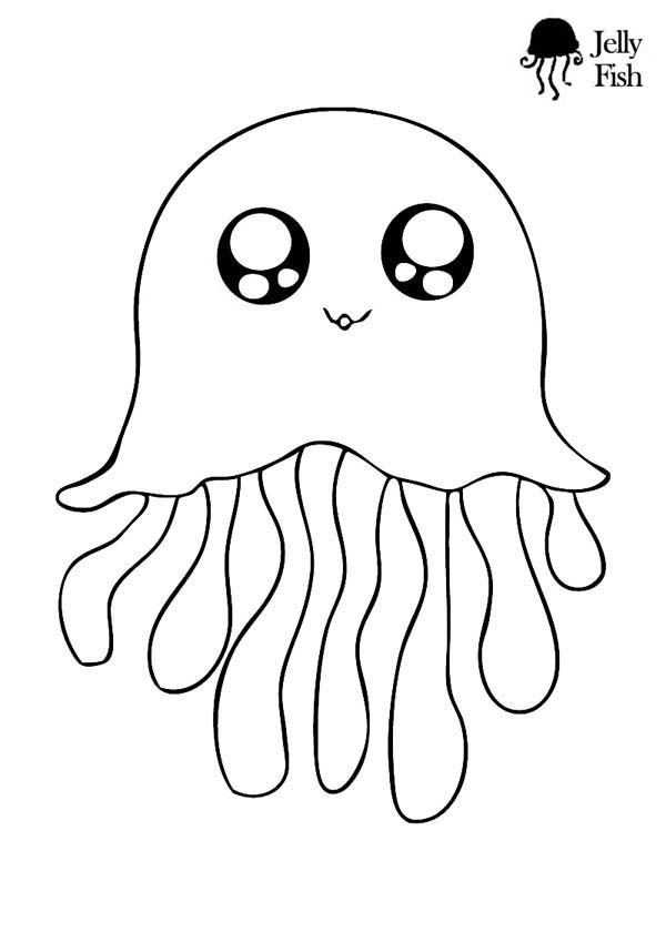jellyfish coloring pictures pin on crafty things pictures jellyfish coloring