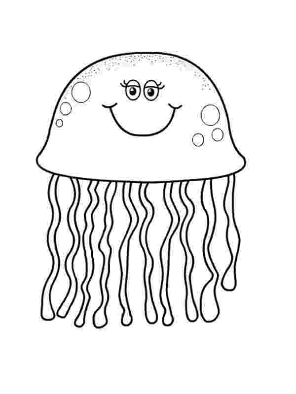 jellyfish for coloring pretty eyes jellyfish coloring page download print jellyfish for coloring