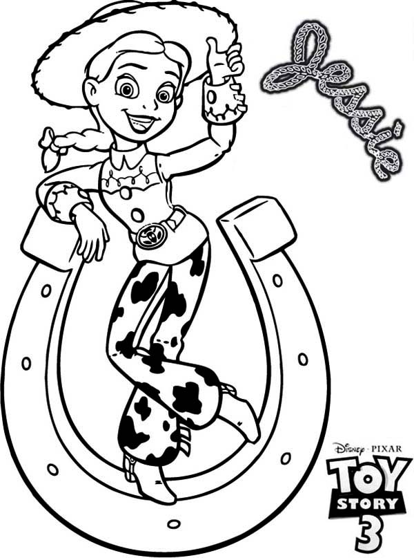 jessie coloring page hey jessie coloring pages coloring pages jessie page coloring