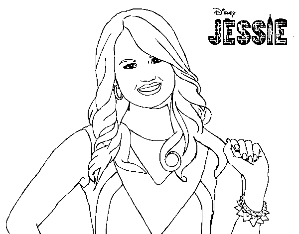 jessie colouring pages de jessie para colorear imagui jessie pages colouring