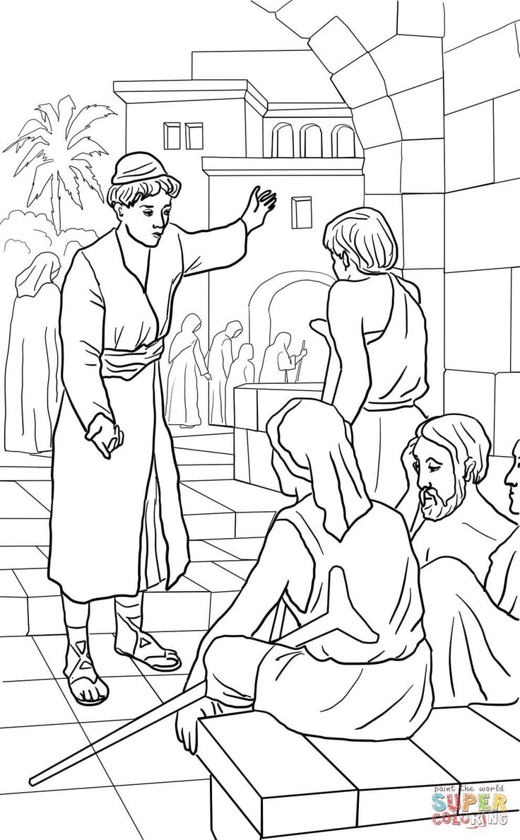 jesus and the money changers coloring page 78 images about nt coloring pages on pinterest changers jesus the and coloring money page