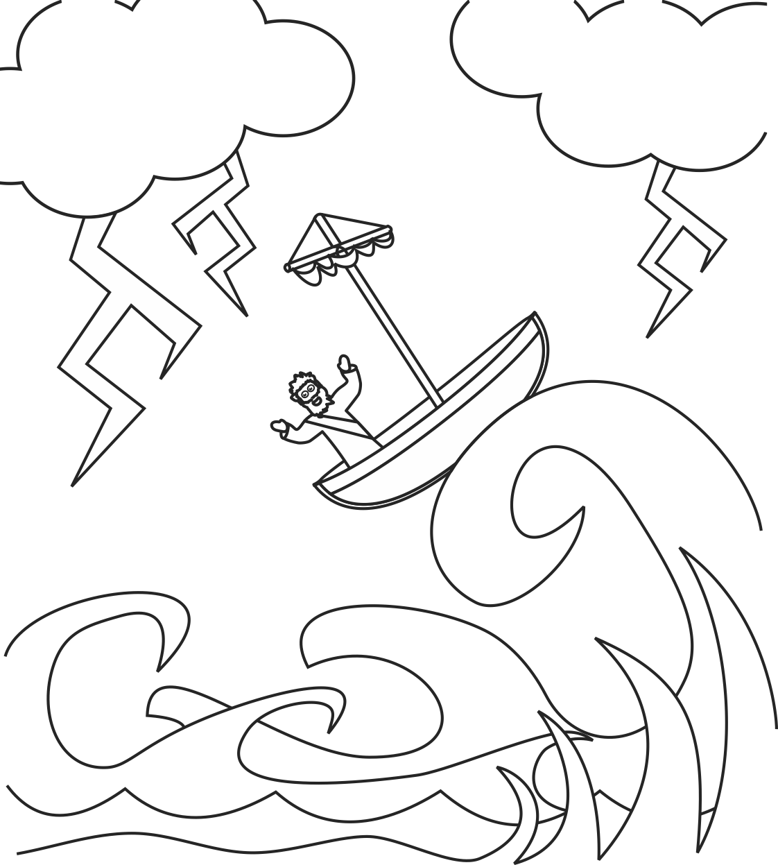 jesus calms the storm coloring page my children39s curriculum jesus calms the storm jesus storm the coloring page calms