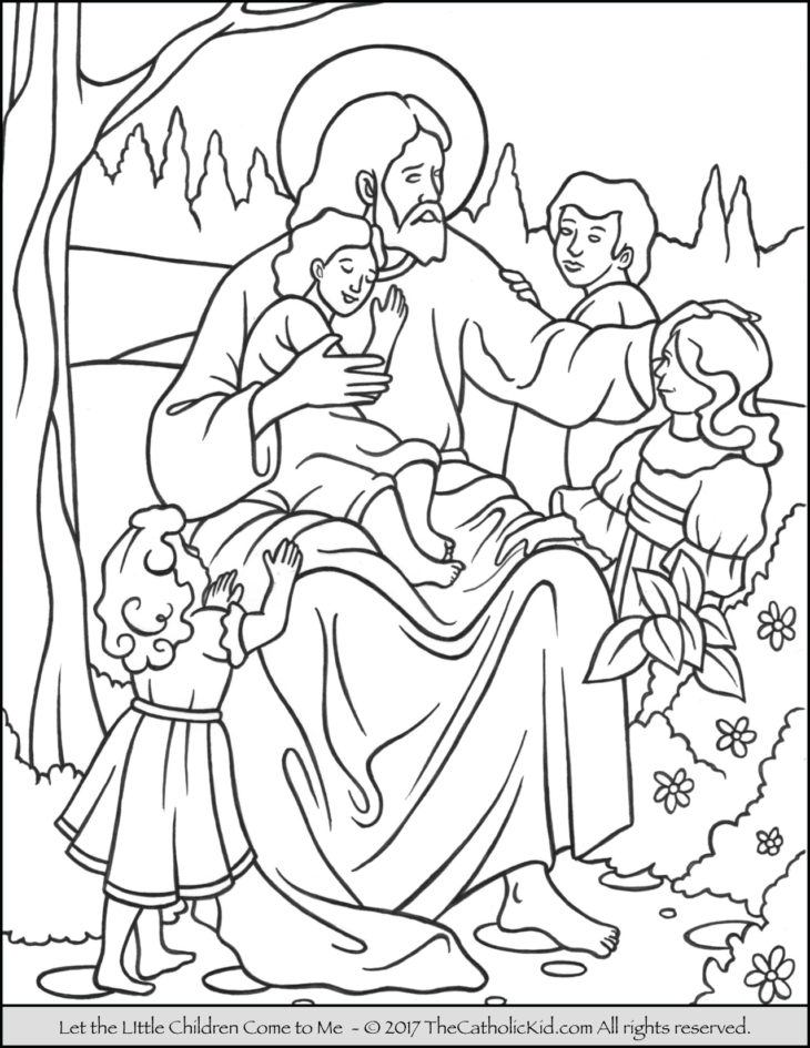 jesus coloring page birth of jesus coloring pages for children free page jesus coloring