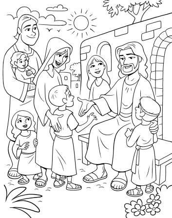 jesus coloring page glorious jesus coloring bible coloring free printable page jesus coloring