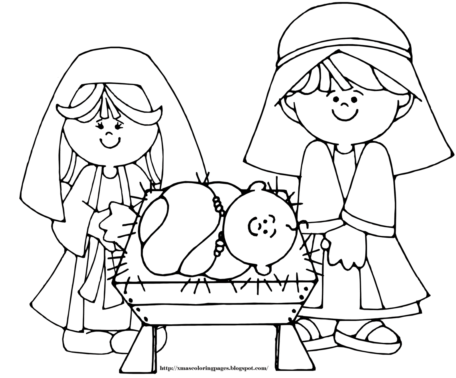 jesus coloring pages nativity mary joseph jesus and the shepherds coloring jesus pages