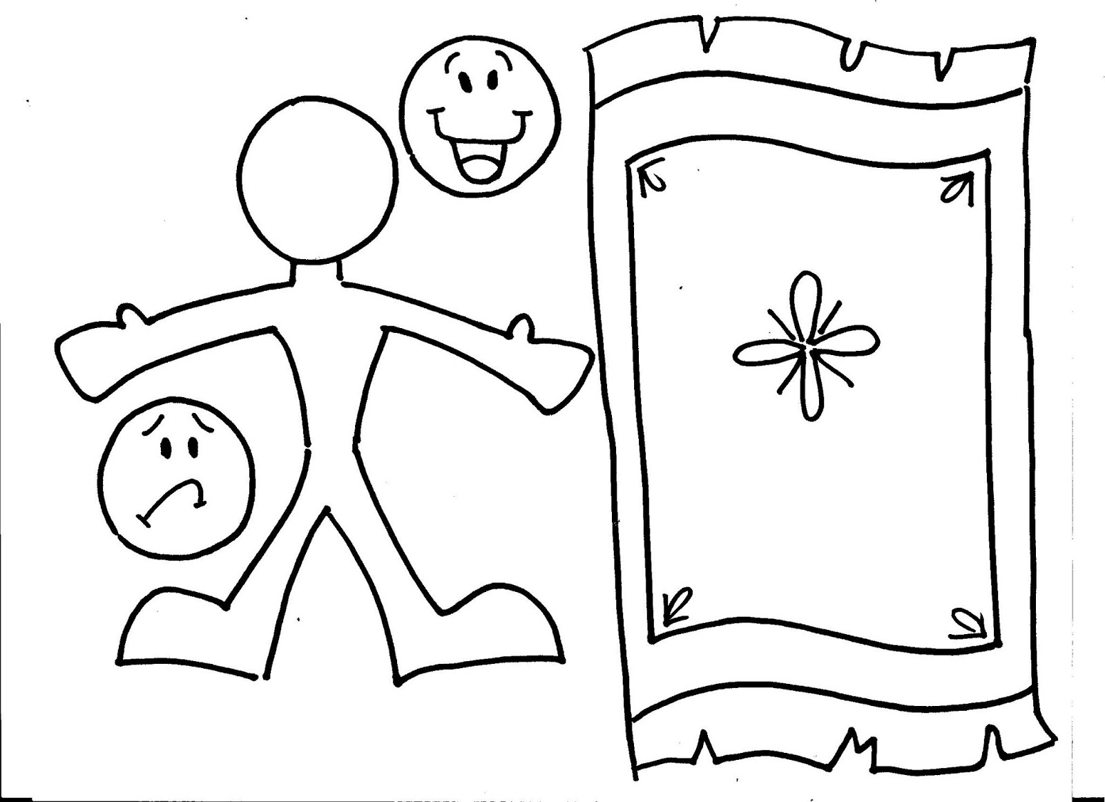 jesus heals a paralyzed man coloring page jesus heals a paralyzed man midweek pinterest paralyzed coloring a man page jesus heals