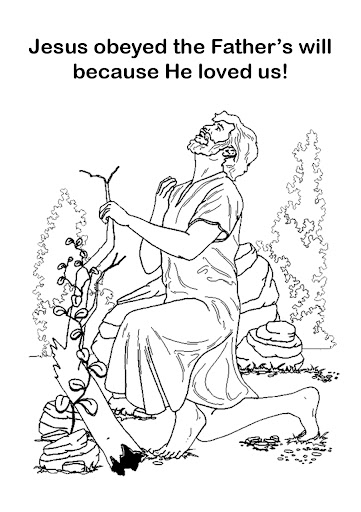 jesus in the garden of gethsemane coloring page jesus life my blog page 2 gethsemane the of in garden jesus page coloring