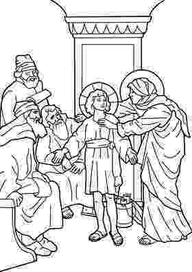 jesus in the temple coloring page jesus age 12 at temple free coloring pages in coloring the page jesus temple