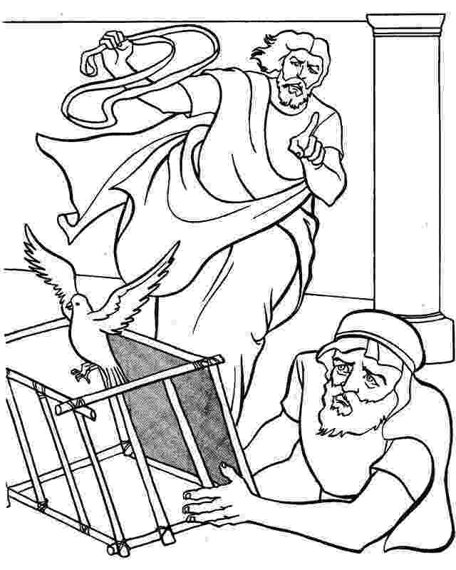 jesus in the temple coloring page jesus cleanses temple coloring page yahoo search results jesus coloring in the page temple
