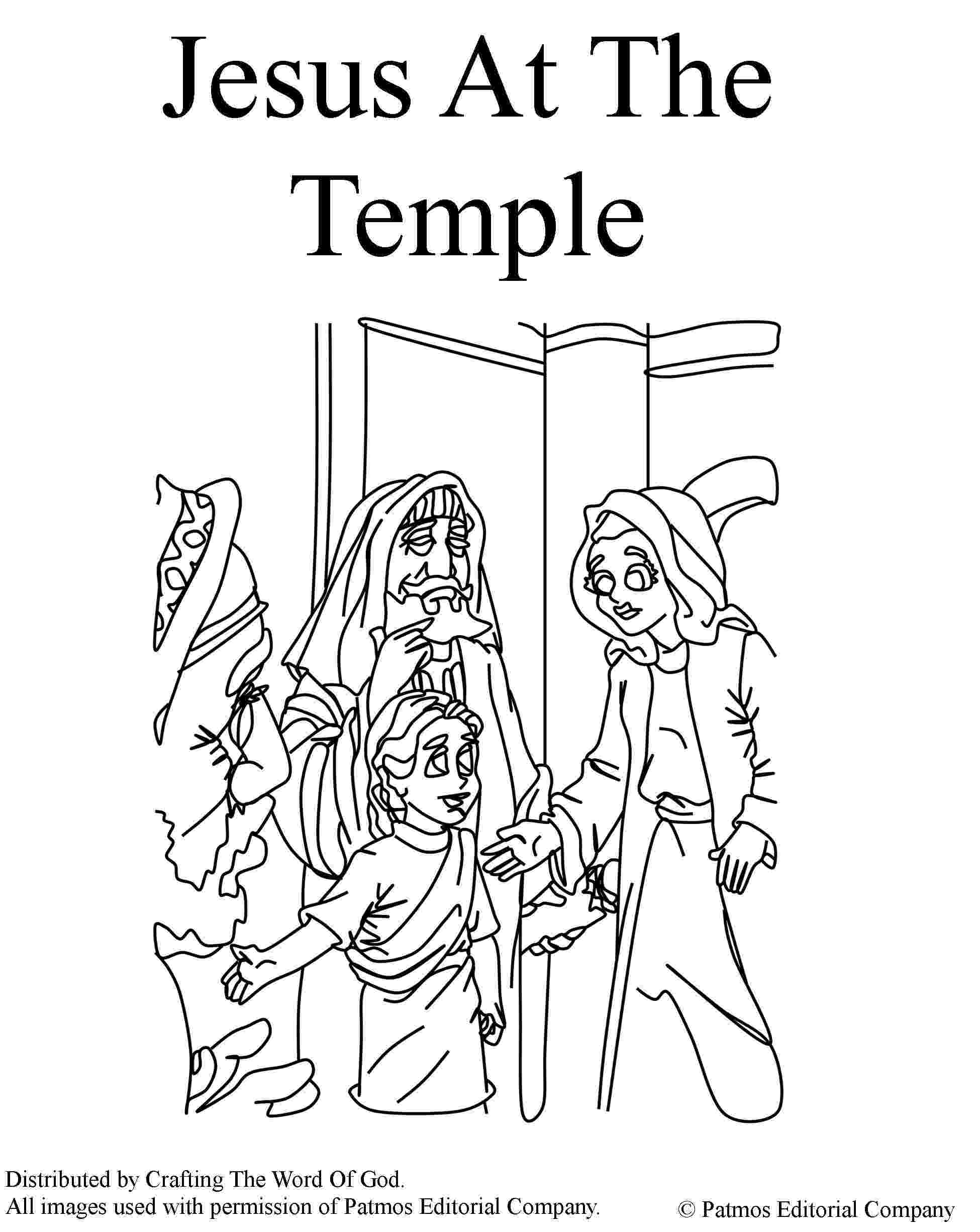 jesus in the temple coloring page jesus in the temple coloring page jesus coloring the page in temple