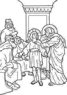 jesus in the temple coloring page the boy jesus at the temple luke 240 52 coloring page page in temple the jesus coloring