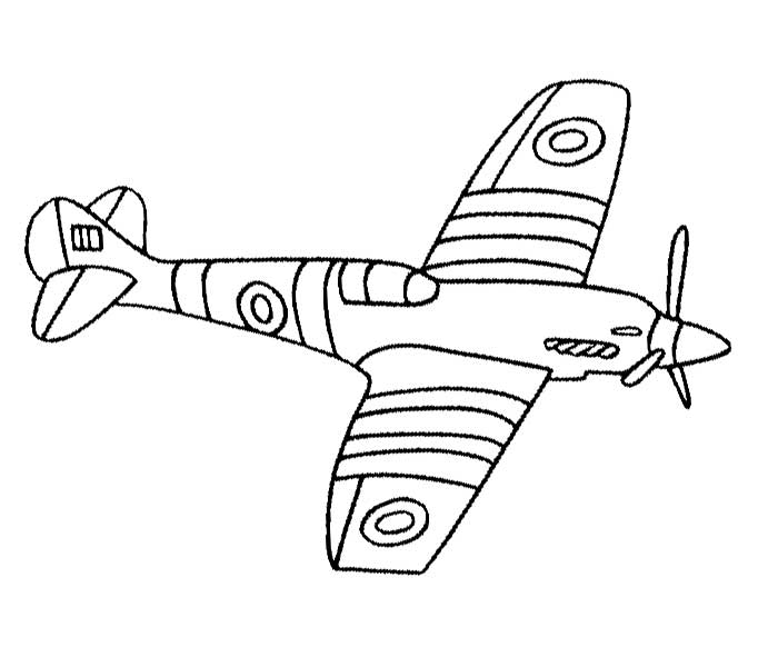 jet pictures to print free printable airplane coloring pages for kids cool2bkids to pictures jet print 1 1