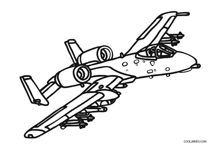 jet pictures to print free printable airplane coloring pages for kids cool2bkids to pictures print jet