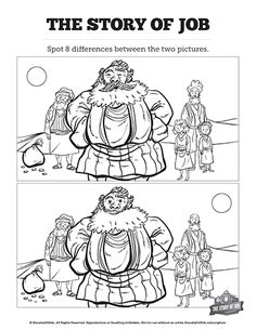 job bible story coloring page coloring pages bible stories animated images gifs bible story job page coloring