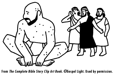 job bible story coloring page ideas and activities for teaching a class www bible job story page coloring