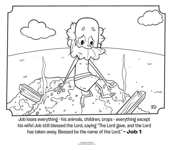 job bible story coloring page job bible story coloring page bible coloring pages page bible job coloring story