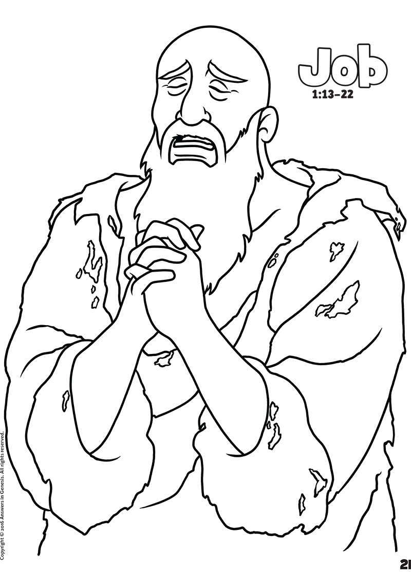 job bible story coloring page the heroes of the bible coloring pages jonah story coloring job bible page