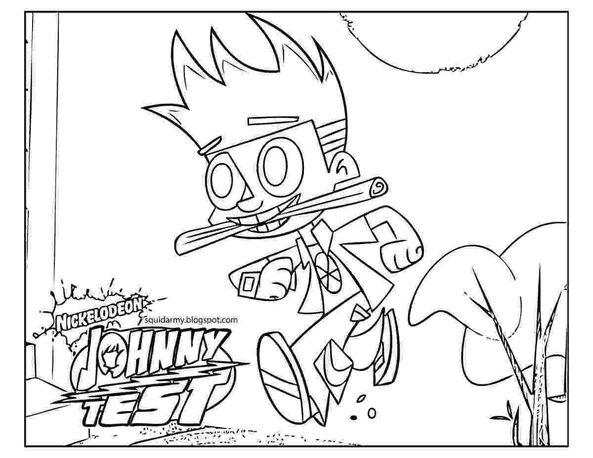 johnny test coloring pages johnny test coloring pages getcoloringpagescom test johnny coloring pages