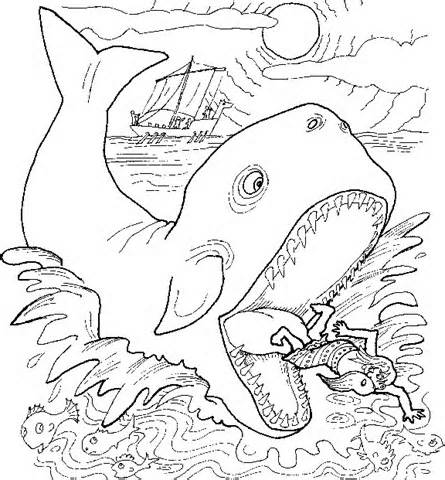 jonah and the whale coloring page free printable jonah and the whale coloring pages for kids page and coloring whale jonah the