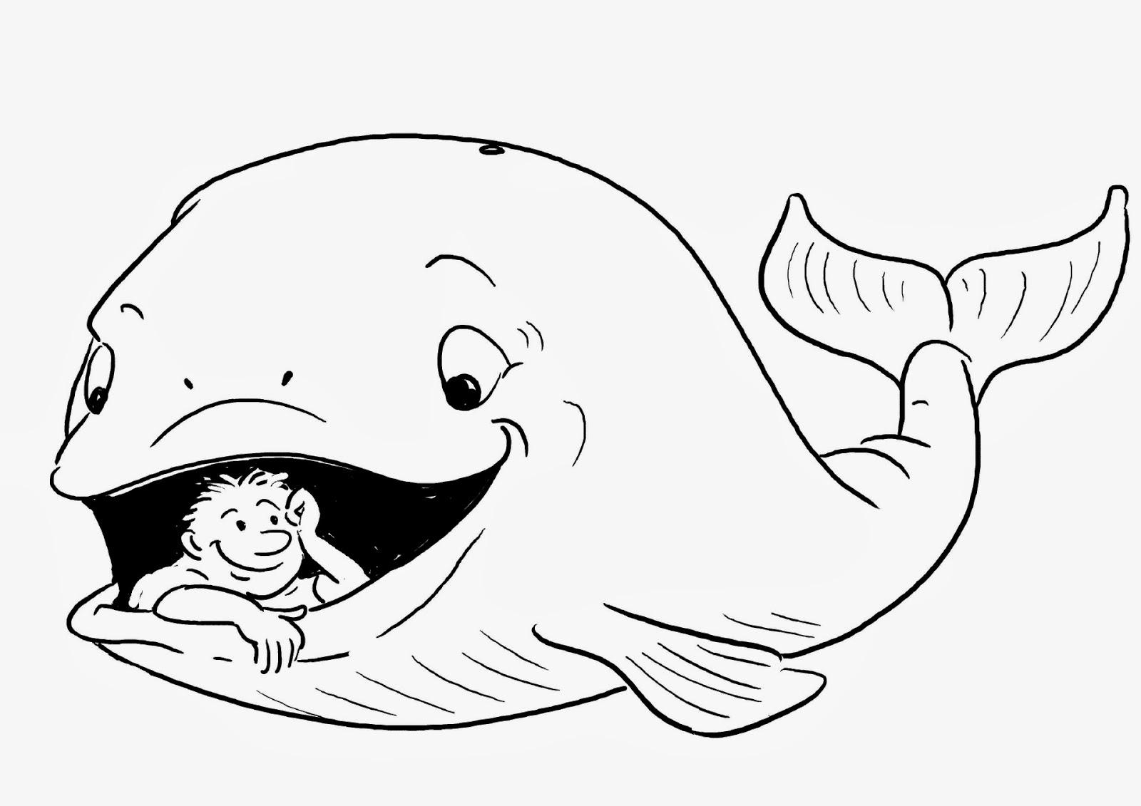 jonas dibujos para colorear jonas 1 jonas y la ballena clase dominical para niños y dibujos jonas colorear para