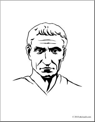 julius caesar coloring pages rome coloring pages coloringcrewcom caesar pages julius coloring