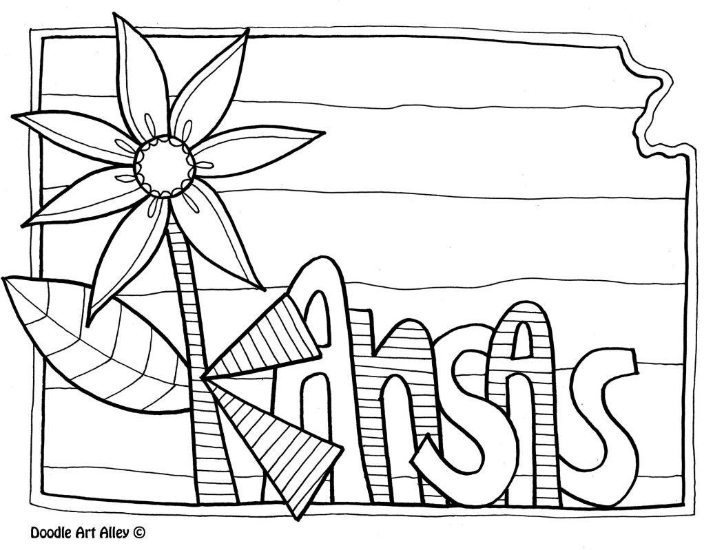 kansas state symbols coloring pages 76 best kansas signs images on pinterest kansas day kansas symbols pages coloring state