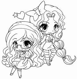 kawaii girls coloring pages pin by jessica wiggins on sketches in 2019 coloring coloring kawaii girls pages
