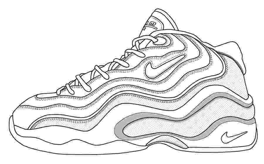 kd coloring pages jordan shoes coloring pages at getcoloringscom free pages coloring kd