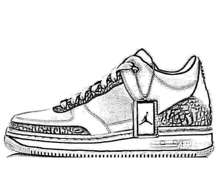 kd coloring pages jordan shoes coloring pages free download on clipartmag coloring kd pages
