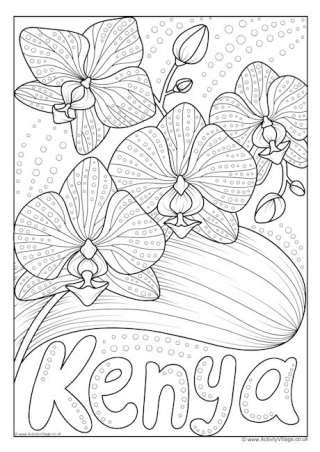 kenya coloring pages kenya coloring pages coloring pages kenya pages coloring
