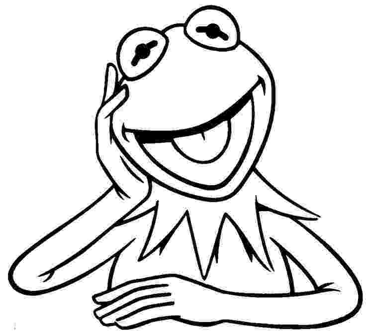 kermit the frog coloring pages kermit the frog coloring pages coloring pages kermit coloring pages the frog