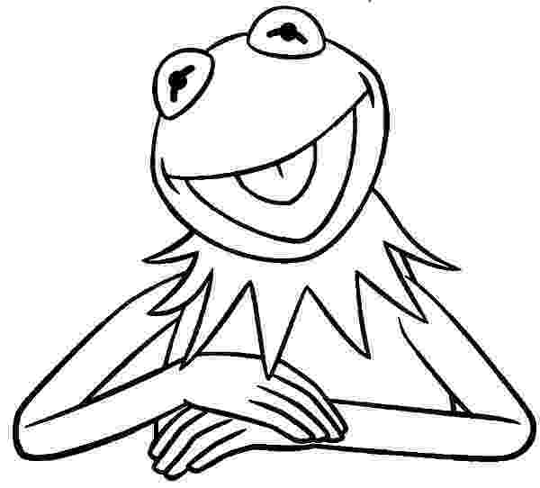 kermit the frog coloring pages kermit the frog coloring pages coloring pages kermit coloring the pages frog