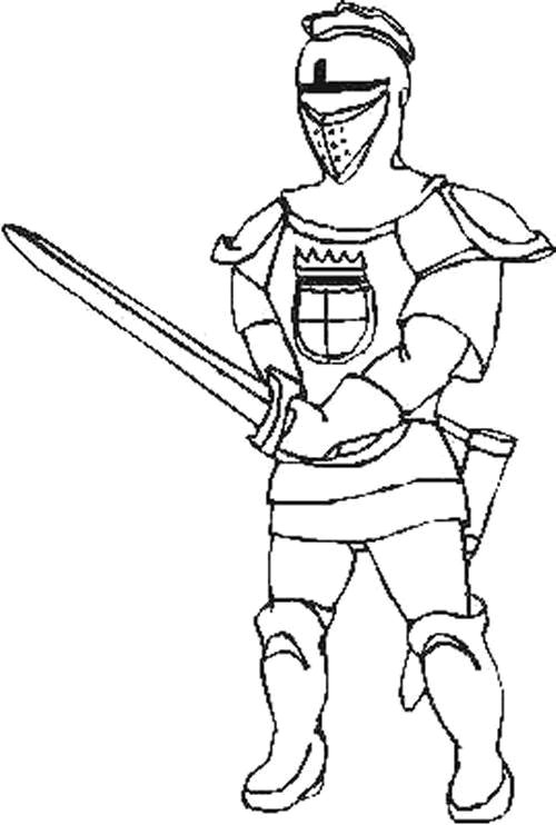 knight coloring page knights coloring pages coloringpages1001com knight page coloring