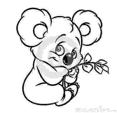 koala color koala bear with love coloring page color luna koala color