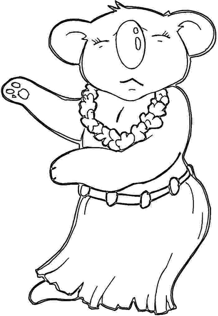 koala color koala coloring page twisty noodle koala color