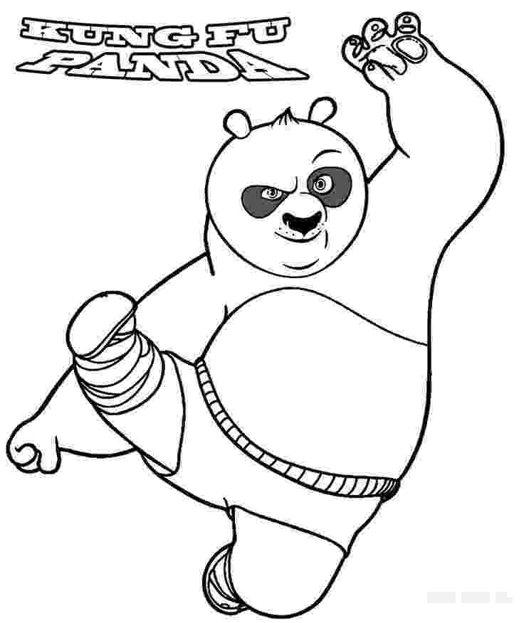 kung fu coloring pages coloriages tigresse frhellokidscom kung fu coloring pages