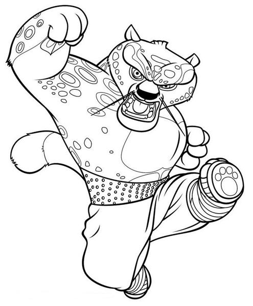 kung fu panda colouring pages 40 printable kung fu panda coloring pages for kids colouring kung panda pages fu