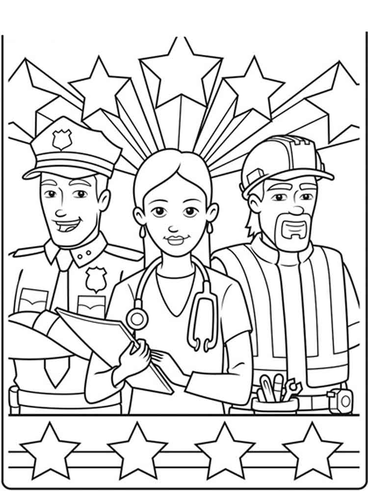 labor day coloring page free labor day coloring pages for kids best holiday pictures coloring page labor day