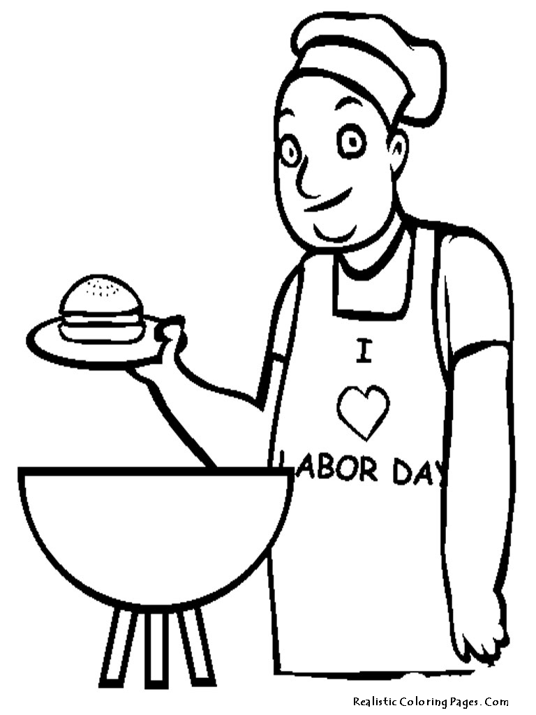 labor day coloring page labor day coloring pages family holidaynetguide to labor day page coloring