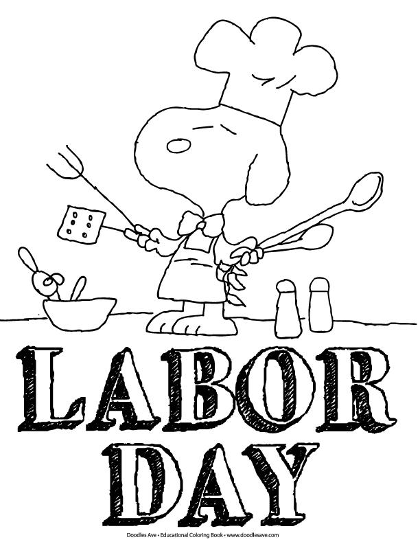 labor day coloring page labor day coloring pages getcoloringpagescom coloring labor day page