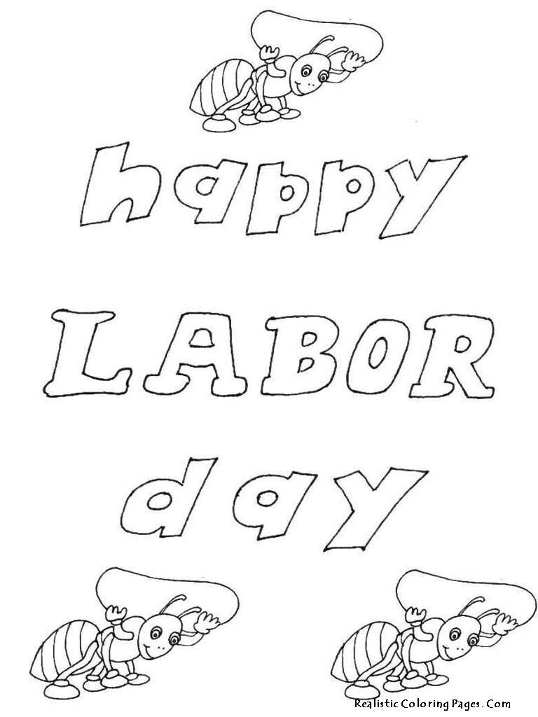 labor day coloring page labor day coloring pages getcoloringpagescom labor page day coloring
