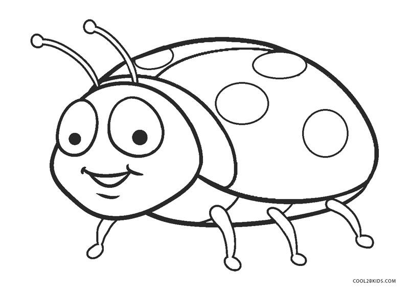 ladybug coloring free printable ladybug coloring pages for kids coloring ladybug 1 2