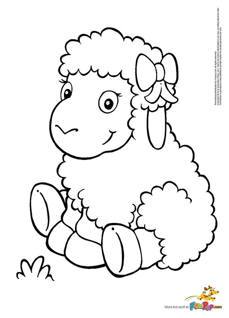 lamb pictures to color easter lamb to color 003 pictures color to lamb
