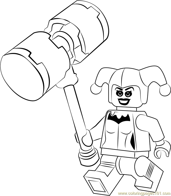 lego harley quinn kids n funcom 16 coloring pages of lego batman movie quinn lego harley