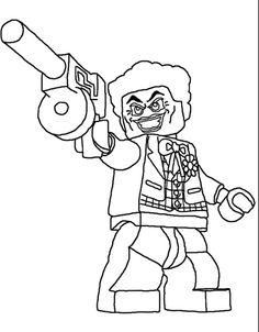 lego harley quinn lego disegni da colorare portalebambini lego harley quinn
